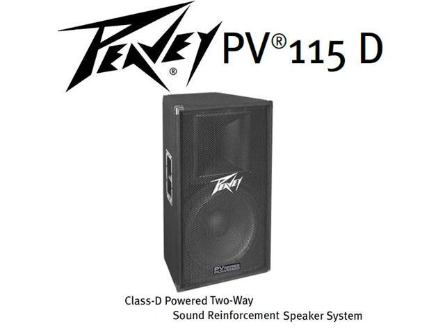 Peavey PV115D PV 115D 15