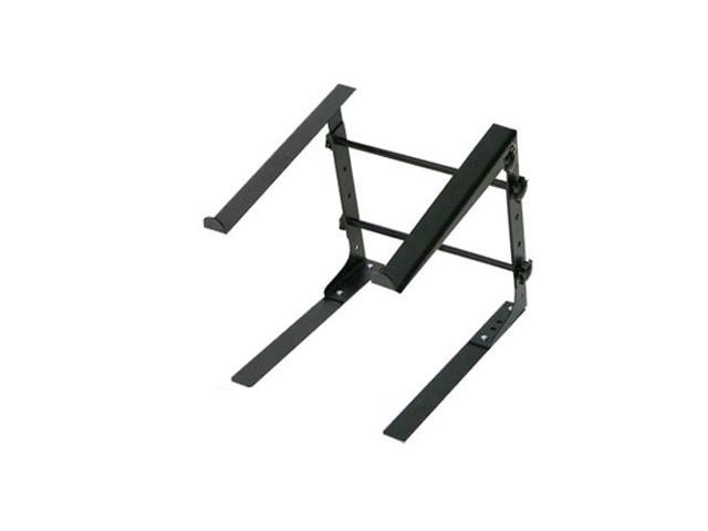 Odyssey LSTAND-S DJ Computer Laptop Stand Table-Top Stand-Alone (Black)