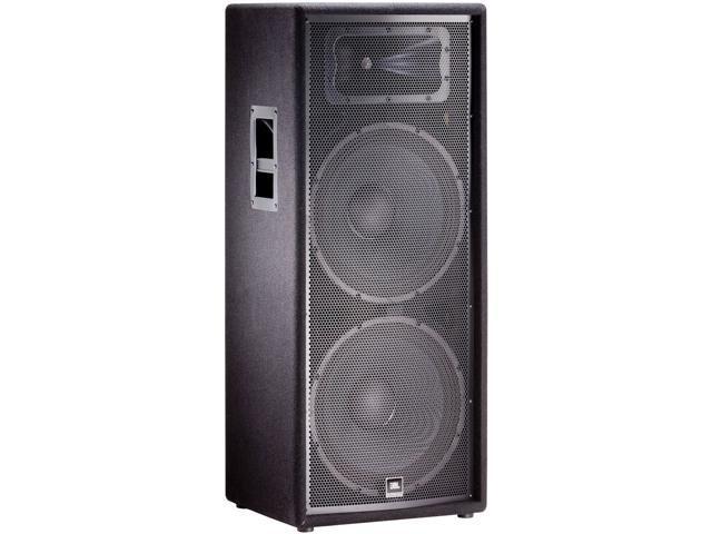 """JBL JRX 225 Dual 15"""" Two-Way Speaker"""