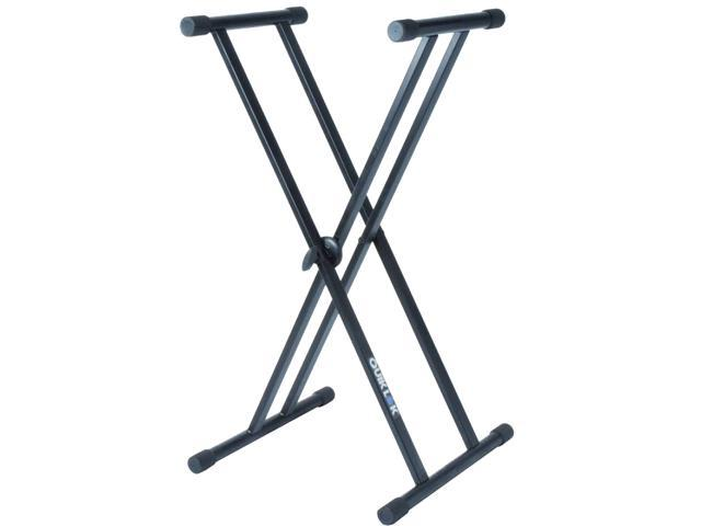 QuikLok QL-646 Double Braced Keyboard Piano Stand