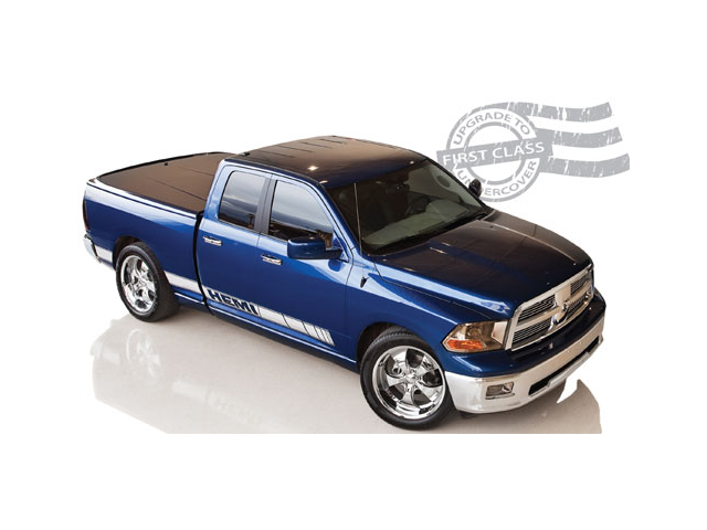 Undercover UC2136S SE SMOOTH Tonneau Cover, Ford F-150 6.5'; Must Be Painted