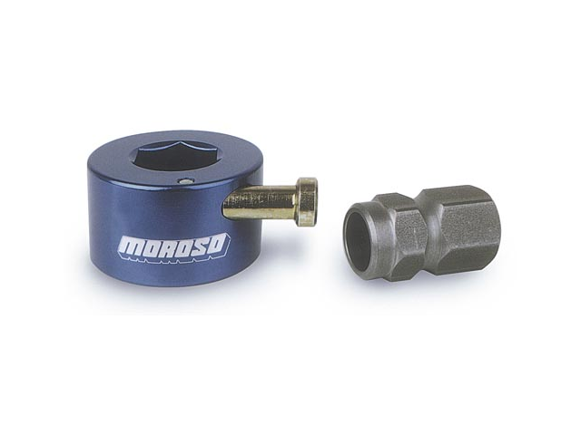 Moroso SFI Approved Quick Release Steering Wheel Hub And Adapter