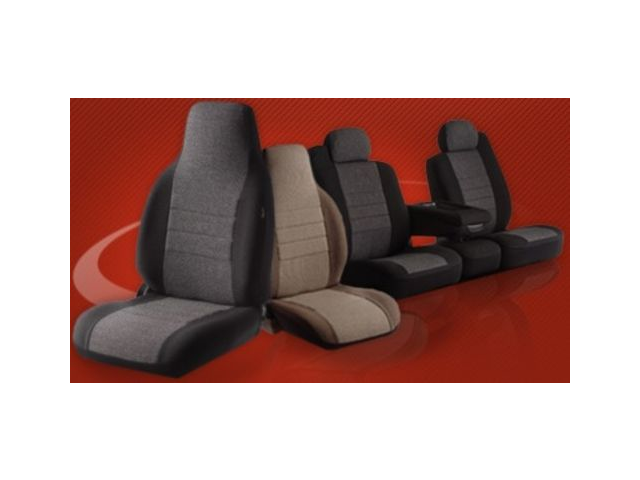 Fia OE37-62CHARC Oe Custom Seat Cover Fits 04-05 B2300 B3000 B4000 Ranger