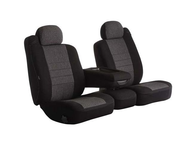 FIA OE32-43 CHARC OE Rear Bench Seat Cover Charc
