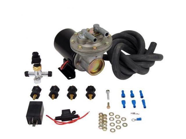 Comp Cams 5500 Comp Electric Vacuum Pump Kit