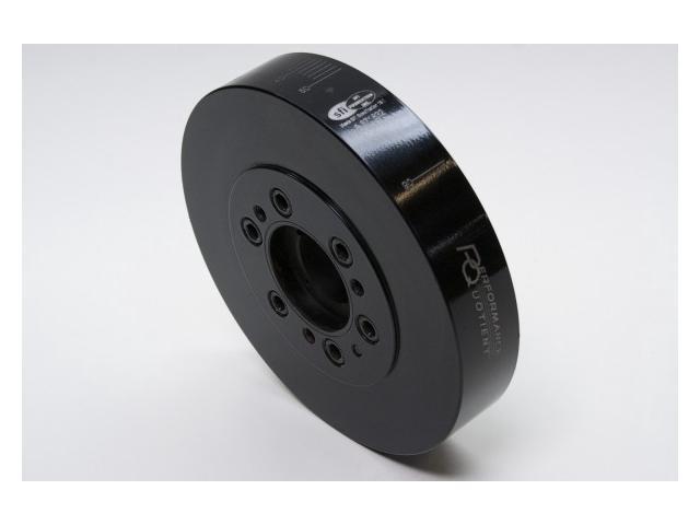 PRW 2545401 SFI Fluid Race Damper Black
