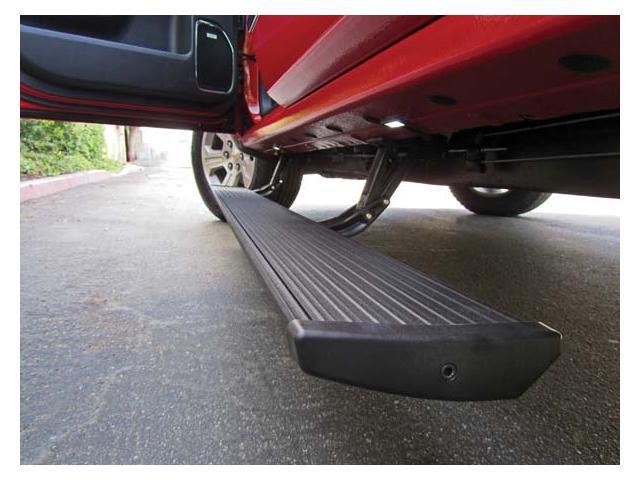 AMP Research 75154-01A PowerStep™, Chevrolet - includes illumination