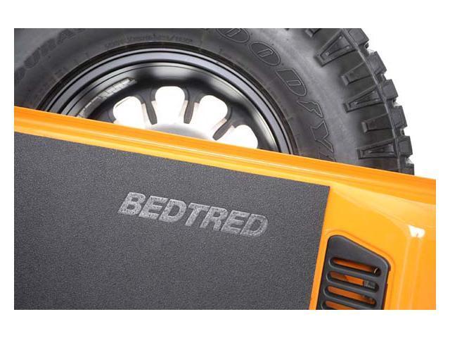BedRug BTJK11R2 BedTred Rear Kit, Jeep