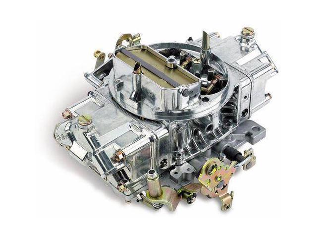 Holley Supercharger Carburetor