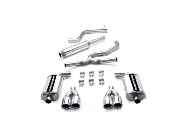 MagnaFlow Performance Exhaust Kits - 05-08 Pontiac Grand Prix