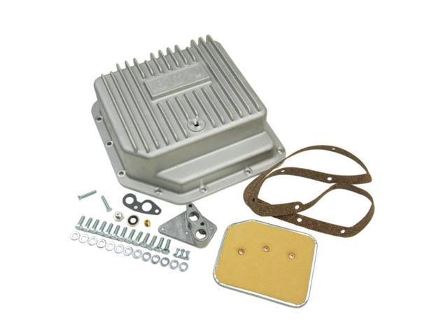 B&M 30280 Cast Aluminum Transmission Pan