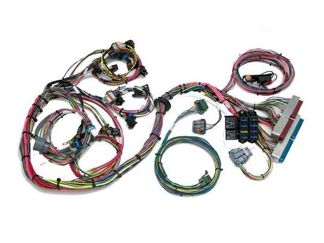 painless 60522 gm ls1 wiring harness std length w throttle by painless 60522 gm ls1 wiring harness std length w throttle by wire
