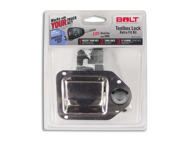 Bolt Lock 7022699 Toolbox latch Dodge in clamshell packaging