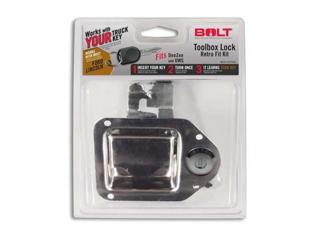 Bolt Lock 7022698 Toolbox latch Ford in clamshell packaging