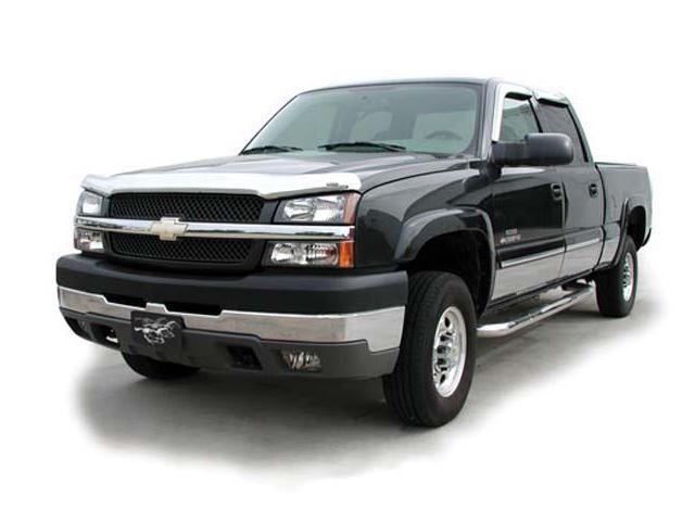 Stampede Truck Accessories 2044-8 Chrome Vigilante Premium Hood Protector