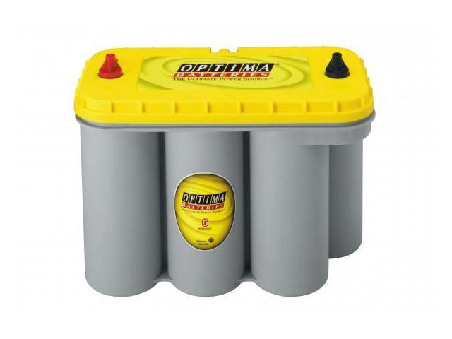 Optima Batteries 8051-160 Sealed Gel Battery - group 31A Yellow Top