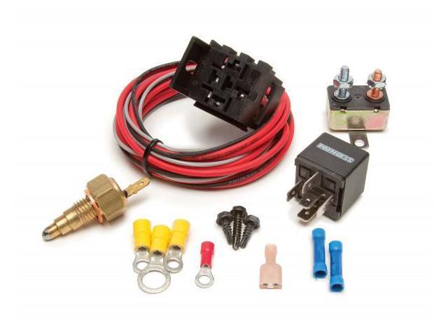 Painless 30106 Fan Relay Kit w/thermostat - Gen III