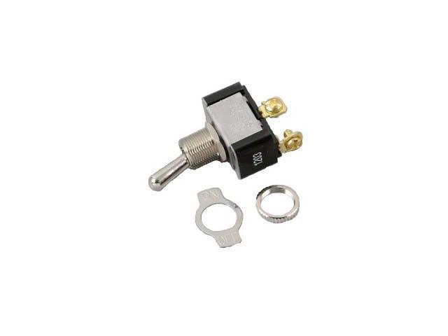 Painless 80502 Heavy Duty Toggle Switch - On/Off Single Pole 20 Amp
