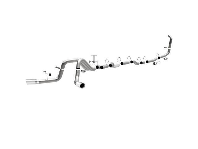 MagnaFlow Performance Exhaust Kits - 03-04 Ford Diesel 6.0L Diesel, 4In Dual
