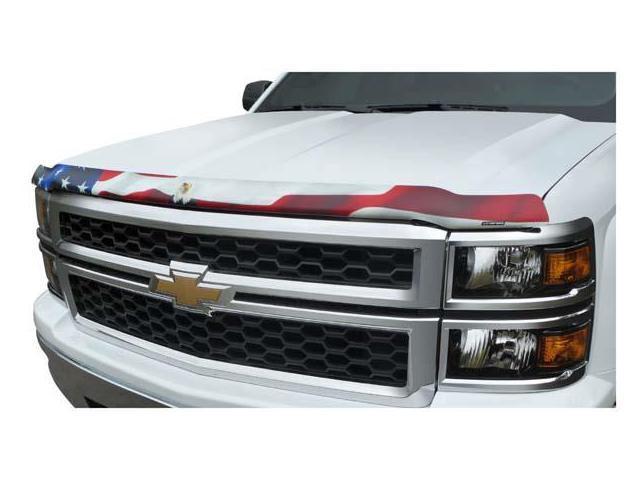 Stampede Truck Accessories 2048-30 Vigilante Premium Hood Protector - American
