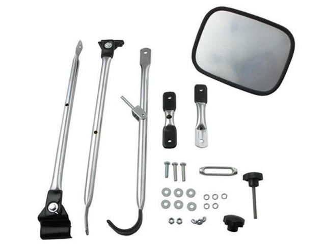 CIPA Mirrors Fender Mount Towing Mirror