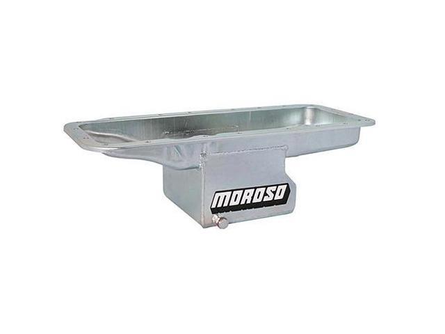 Moroso Performance Deep Sump Oil Pan