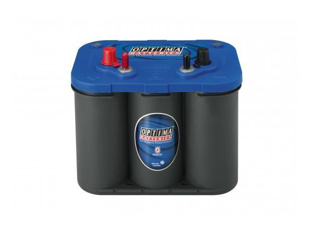 Optima Batteries 8006-006 Group 34 Blue Top Battery