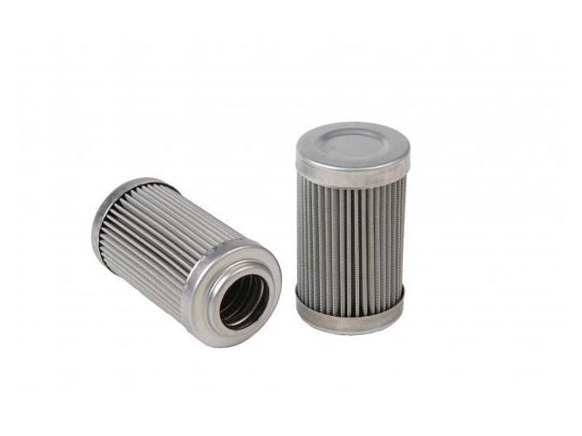 Aeromotive 12604 Replacement 100 micron stainless steel element for 12304 Filter