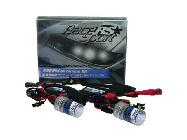 Race Sport 9005-6K-SLIM 35 Watt Elite Slim HID Kit