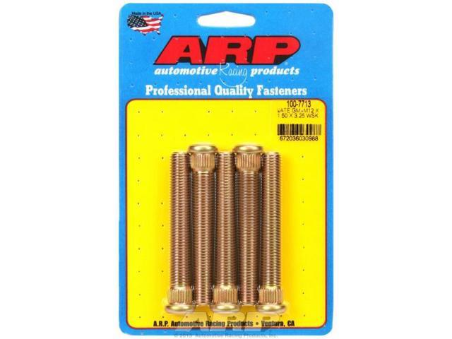 ARP 100-7713 Late model GM  Camaro  Firebird  Corvette M12 X 1.50in wheel stud