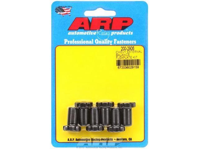 ARP 200-2906 Chevy external balance flexplate bolt kit