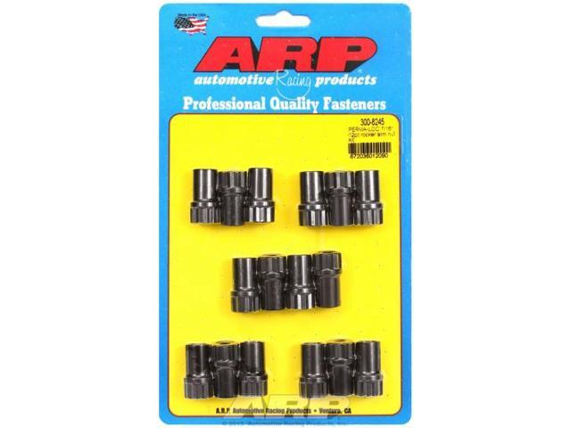 ARP 300-8245 Adjustable 7/16 12pt rocker arm nut kit