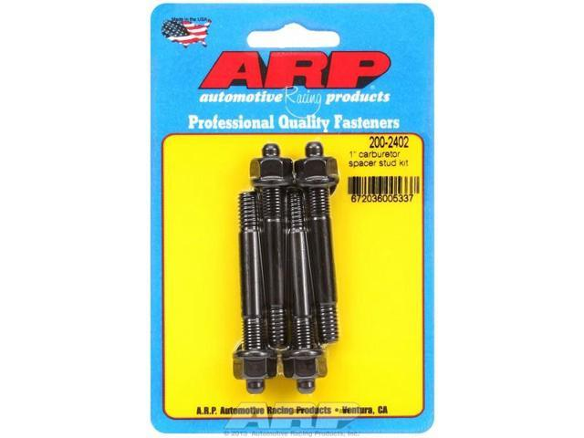 ARP 200-2402 1 carburetor spacer stud kit 2.700 OAL