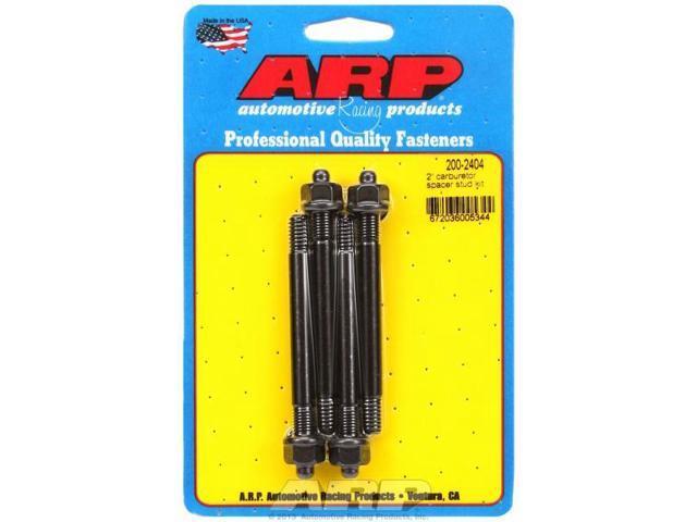 ARP 200-2404 2 carburetor spacer stud kit 3.700 OAL