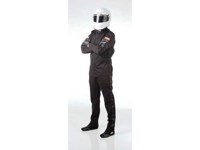 Racequip 111005 Driving Jacket-Black