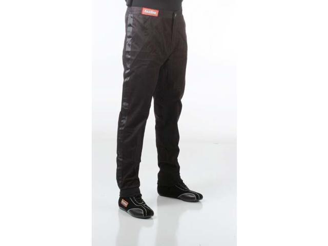Racequip 112002 Driving Pants-Black