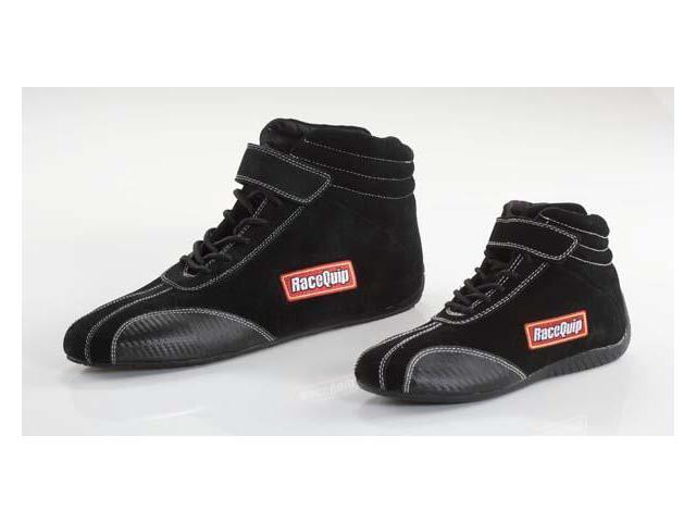 Racequip 30500110 Race Shoe-Black;11.0