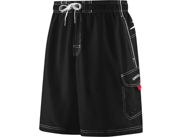 Speedo Marina Volley Short Male Black Large