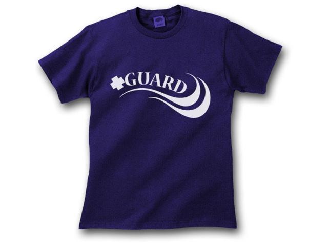 Lifeguard T-Shirt Navy X-Large