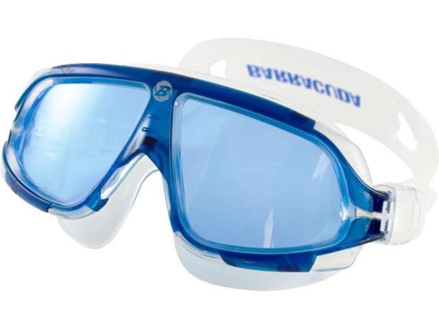Barracuda Wire Mask Swim Goggles Blue