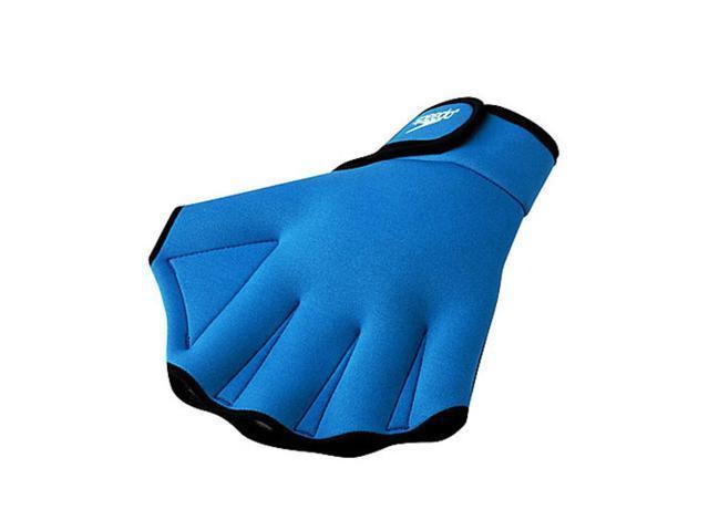 Speedo Fitness Glove Royal Blue Large