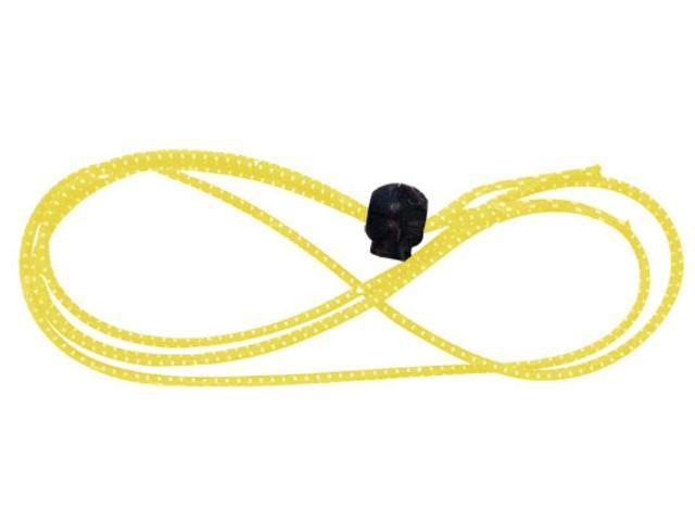 Goggles Bungee Straps Yellow