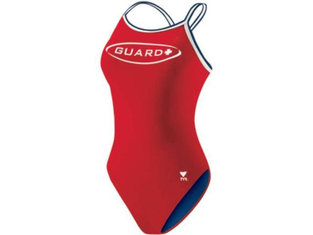 Tyr Guard Dimaxback Female Red 42