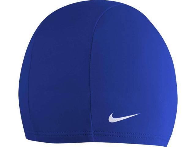 Nike Lycra Swim Cap Varsity Royal