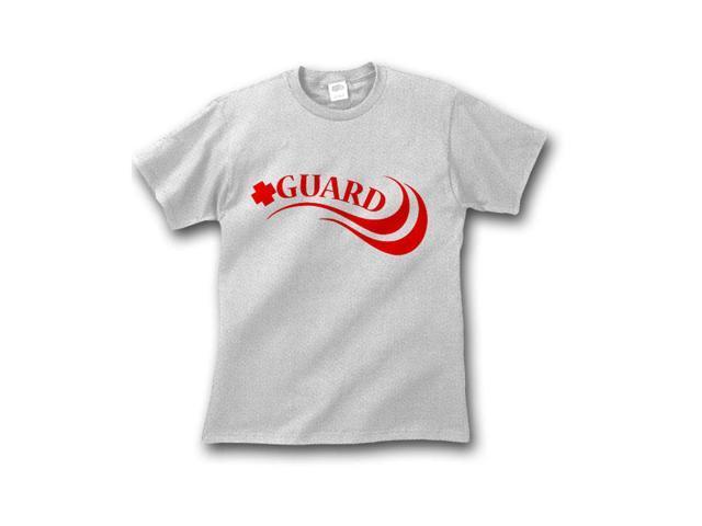 Lifeguard T-Shirt Grey Medium