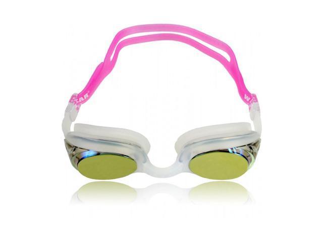 Water Gear Metallic Cuda Swim Goggles Pink