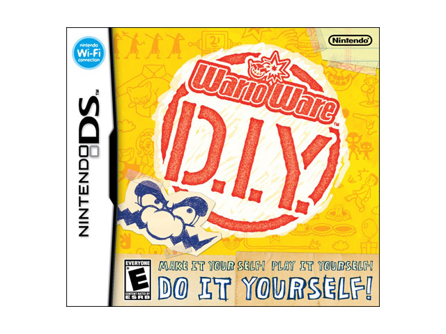 Nintendo NTRPUORE Warioware:  d I Y Ds