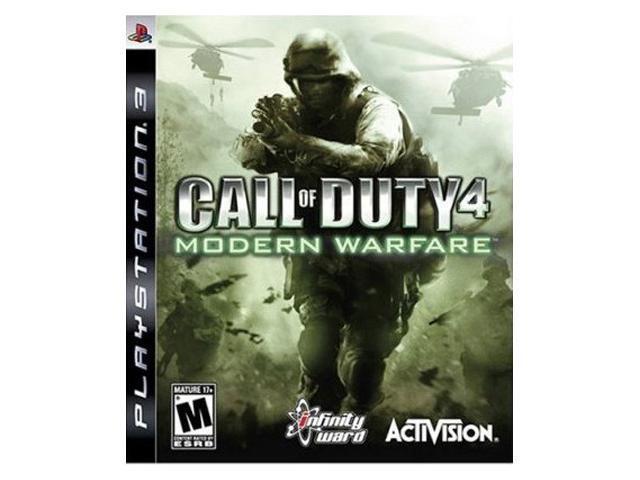 COD Call of Duty 4: Modern Warfare [M]
