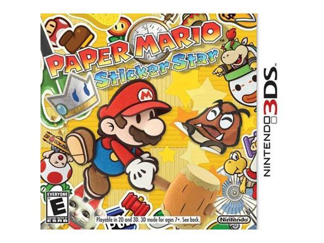 Paper Mario: Sticker Star [E]