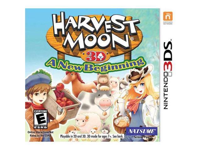 Harvest Moon: A New Beginning [E]